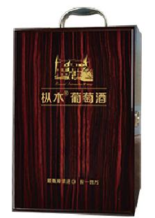 樅木?雙(shuang)支鋼zhi)倏kao)漆(qi)禮盒